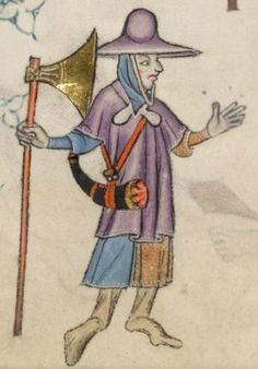The Luttrell Psalter, British Library Add MS 42130 (medieval manuscript,1325-1340), f66v