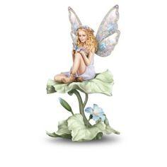 Lena Liu Garden Enchantment Collectible Fairy Figurine Collection