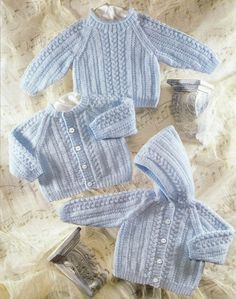 Baby Boy S Sweater Outfit Made From This Free Newborn