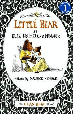 The Hardcover of the Little Bear (I Can Read Book Series: A Level 1 Book) by Else Holmelund Minarik, Maurice Sendak I Can Read Books, Good Books, My Books, Maurice Sendak, Best Children Books, Childrens Books, Toddler Books, Young Children, Lund