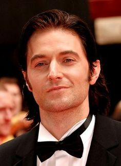 Richard Armitage. His G of G face in formal wear instead of leather.
