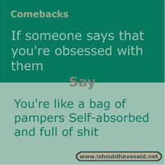your so skinny comebacks