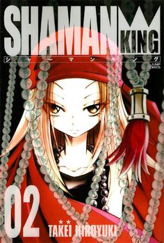 Shaman King 02