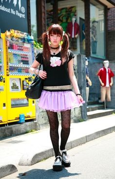 #japanese #fashion #girl