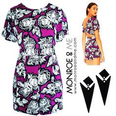 a49729acc8 Shop the look available  monroeandme  motelrocks  nali  playsuit  print   cutout  weekend  fashion  style  trend  monroeandme  dubai  mydubai   abudhabi  uae ...