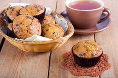 Muffin alla zucca e cioccolato, la ricetta sana e golosa, tradizionale e cruelty free