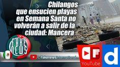 Chilangos que ensucien playas en Semana Santa no volverán a salir de la ...