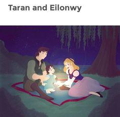 Non Disney Couples