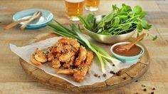 Krydret kylling fra Sichuan - StreetFood - Sommer - MatPrat