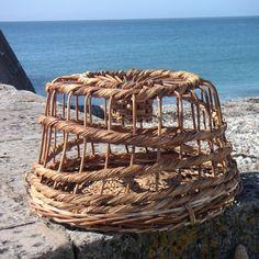 Lobster Pot   Decorative Lobster Pots   Wicker Lobster Pots - buy the sea