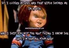 #Chucky Meme