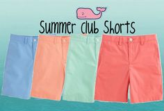 Boys Essentials - Vineyard Vines Summer Club Shorts  http://www.dariensport.com/categories/Vineyard-Vines-Kids/Vineyard-Vines-Boys/shorts/1/