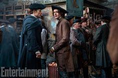 Jamie & Fergus in Edinburgh