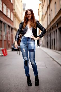 Fashion denim jeans women – Global fashion jeans models
