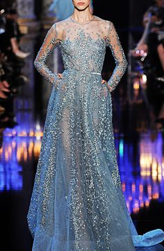 Elie Saab Haute Couture Fall-Winter 2014