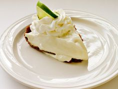 Key Lime Chiffon Pie Recipe (Eggless) ~ How to Make Your Favorite Dessert with No Eggs
