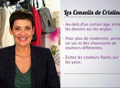 Les conseils de Cristina Cordula à connaitre absolument