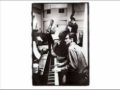 Jimmy Giuffre 3   In the Mornings Out There   Fusion (1961)   Paul Bley (p) Steve Swallow (b) Jimmy Giuffre (cl)   #jazz