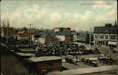 Marche Montcalm (aujourd'hui Palais Montcalm et Carre D'Youville)