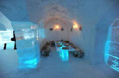 Check out Sorrisniva Igloo Hotel, a hotel in Norway made of ice and snow [Amazing Photo of the Day] Igloo Hotel Norway, Chill Out Room, Scandinavian Holidays, Hotel Amenities, Quebec City, World Traveler, Travel Around The World, Trip Advisor, Cool Photos