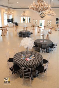 Great Gatsby inspired event.