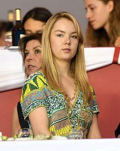 Princess Alexandra of Hanover attends Longines Global Champions Tour of Monaco on June 24, 2016 in Monaco, Monaco.
