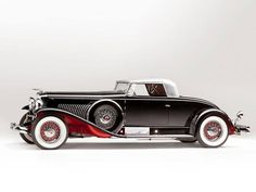 1931 Duesenberg Model J Long Wheel Base Coupe Maintenance/restoration of old/vintage vehicles: the material for new cogs/casters/gears/pads could be cast polyamide which I (Cast polyamide) can produce. My contact: tatjana.alic@windowslive.com