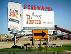 My hometown. Just looking at the sign makes me smell the sugar beets!