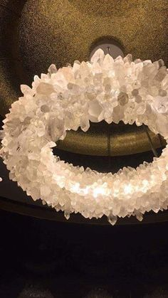 Jewelry rep Renee Polityka was lucky enough to find herself at the iconic Burj Al Arab Jumeirah hotel in Dubai recently, where she grabbed a photo of this wonderful quartz chandelier. Many thanks Renee, for this glimpse of the good life. #quartz #chandellier #Dubai