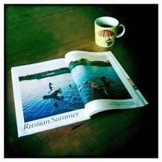 from Magnum Photos Blog, I love the Moomin mug