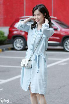 Seo Pretty :: 160511 맘마미아 출퇴근 서현 8p