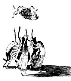 Catchers by Eleanor Davis