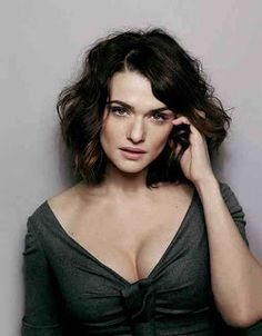rachel weisz hair bob - Google Search