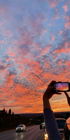 Sky Aesthetic, Summer Aesthetic, Travel Aesthetic, Aesthetic Backgrounds, Aesthetic Wallpapers, Wallpaper Sky, Shotting Photo, Pretty Sky, Sunset Pictures