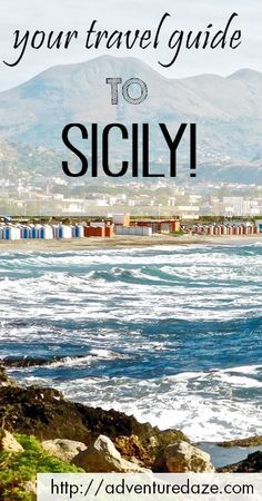 The largest island in the Mediterranean, Sicily is home to sites like Mount Etna and delicacies like caponata. Click here to find out more!