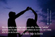 Un beso bajo la lluvia de Violeta Boyd #ubbll #vhaldai #wattpad #unbesobajolalluvia #violetaboyd
