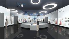 """Neugestaltung der Dauerausstellung """"Robotik"""" im Deutschen Museum"""
