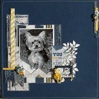 A Project by zackalor from our Scrapbooking Gallery originally submitted 12/28/12 at 09:38 PM
