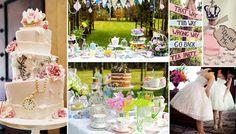 Wonderland wedding inspiration: 22 beautiful Alice In Wonderland wedding projects