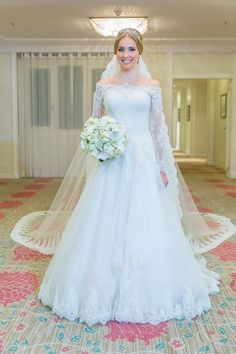 Vestido de noiva - Foto Georgeana Godinho Fotografia