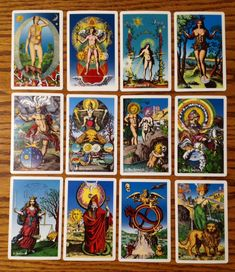 Tarot of the Holy Light by Christine Payne-Towler / Michael Dowers