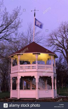 Marvelous A 2 Story, Pretty In Pink, Gazebo. This What I Have In Mind For The Fairy  Dollhouse I Will Be Starting On Soon. It Will Be A Unique, Dollhouse Design  I ...
