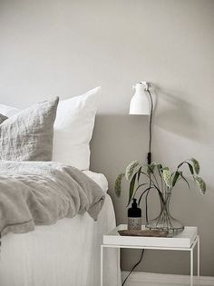 3 Cheap And Easy Tips: Minimalist Home Decorating Farmhouse minimalist bedroom ikea shelves.Minimalist Home With Kids Apartment Therapy. Interior Design Blogs, Swedish Interior Design, Swedish Interiors, Luxury Interior, Interior Paint, Cheap Bedroom Decor, Home Decor Bedroom, Cheap Home Decor, Bedroom Ideas