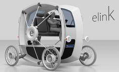 Carro do futuro? Designer cria carruagem movida à energia elétrica