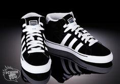 Black and white addias