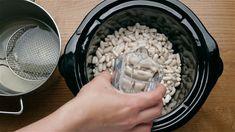 Alubias blancas - Crock-Pot Recetas Crock Pot, Slow Cooker Recipes, Oatmeal, Spices, Breakfast, Slow Cooking, Food, Youtube, Slower Cooker