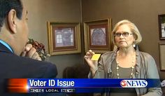 Texas Judge Nearly Barred From Voting Because Of New Voter ID Laws (VIDEO)
