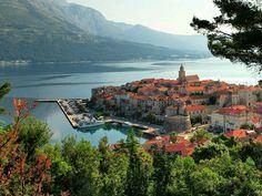 Korcula Island, Croatia one of the most beautiful places I've been