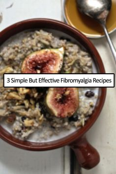Proper meal planning is crucial in fighting fibromyalgia as it forms the fundamentals of getting the right nutrients and minerals in your body. Do you know 3 of the recipes that are simple but EFFECTIVE?