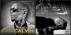 New #RnB #Soul albums - Calvin Richardson + Elijah Blake